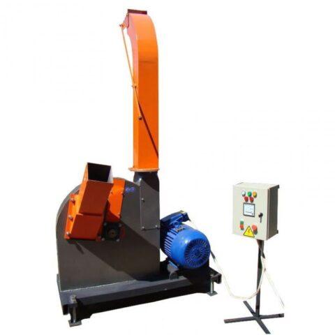 Рубильная машина РМ-6 без гидроподачи