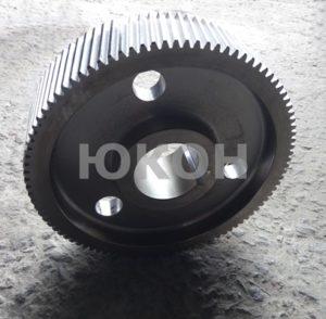 шестерня гранулятора ОГМ-1.5