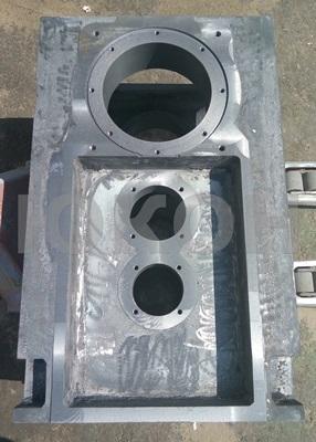 корпус гранулятора ОГМ 1.5