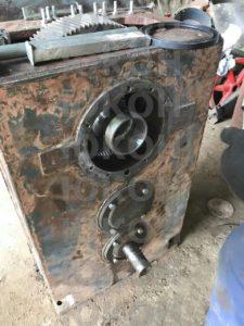 ремонт гранулятора огм