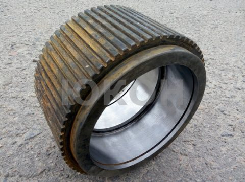 обечайка гранулятора ГТ-500 240\120 Н