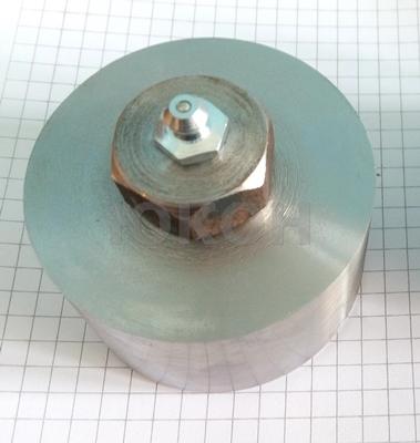 смазка ролика гранулятора ДГВ